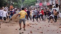 Violence sweeps UP city over land, three killed