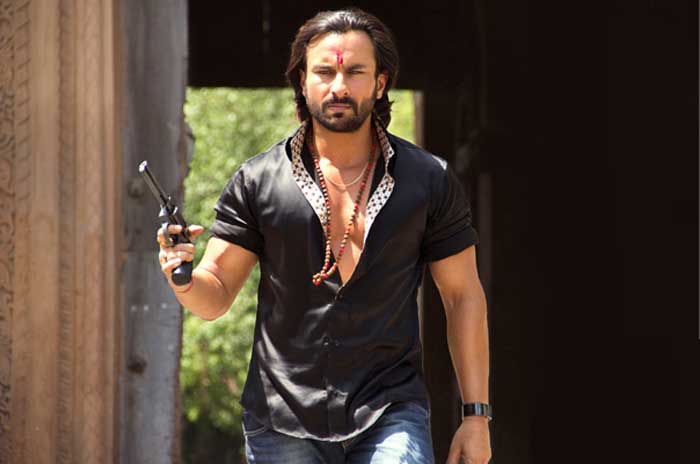 <b>Bullett Raja</b>: Tigmanshu Dhulia ventured into out and out commerical cinema with 'Bullett Raja'. With Saif Ali Khan, Sonakshi Sinha, Jimmy Shergill and Chunky Pandey among others, the movie was also anticipated to be a sure Box office winner. But the film opened poorly and was declared a Box Office flop.