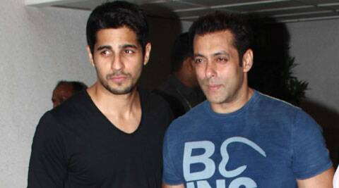 Impressed with Sidharth's acting in the film, the 'Dabangg' star gifted him a designer watch.
