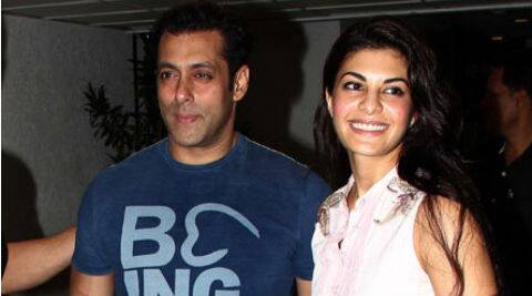Salman Khan on Jacqueline Fernandez: She is lovely in 'Hangover'.