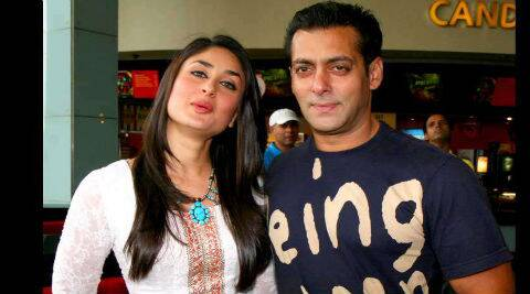 Salman Khan and Kareena Kapoor were last seen together as co-stars in the film 'Bodyguard'.