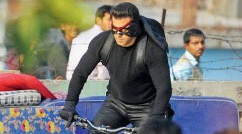 Salman's 'Kick' enters the Rs 100 crore club on Eid