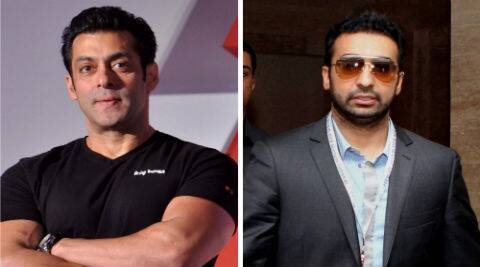 Raj Kundra on Salman Khan: I can bet Salman doesn't earn that much...well, at least nowhere near me.