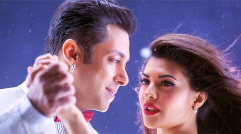 Salman Khan is all set to make people fall for his voice after his hit dancing in 'Jumme Ki Raat'.