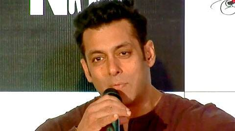 """I did not start this issue. I would be more than happy if this stand of not clicking my pictures continues. Had I been not present at that day, thing could have gone worse,"" Salman Khan said."