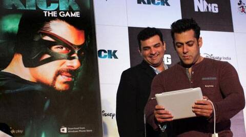 The game was announced by the actor and Disney India's Interactive business.