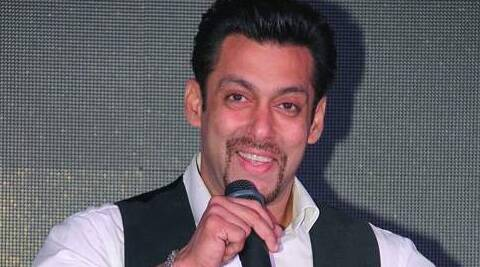 Salman Khan will declare his love on national television.