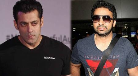 Raj Kundra said he only used Salman Khan's name as a reference. Read full statement here.