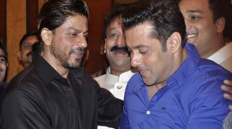 Here are the 8 top reactions that people have had to the recent Salman-SRK hug.
