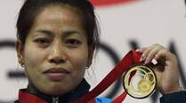 Lifter Sanjita wins India's first gold at  Commonwealth Games