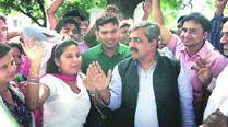 Satish Upadhyay meets L-G, claims talks were on 'police corruption'