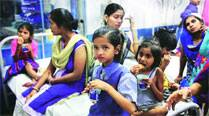 12 schoolgirls fall ill after eating 'insect-infested' mid-daymeal