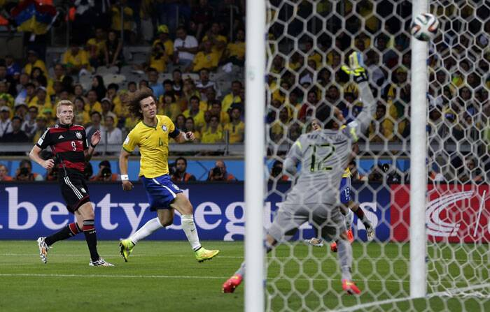 To wrap it up, Andre Schurrle came off the bench and scored twice in 69th and 79th minute to complete a dominating performance by Germany. Oscar pulled one back for Brazil but it was too little too late and Brazil scummed to their heavy defeat of all time, 1-7 to Germany. (Source: AP)