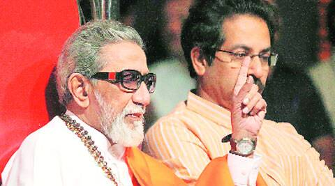 Uddhav leading party in first assembly poll after father's death.