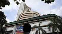 BSE Sensex hits record high of 26,638; logs 7th straight months ofgain