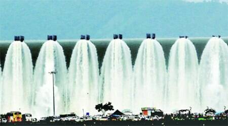 The demand for irrigation water has seen a surge due to delayed monsoon rains in the state. (Source: Express)