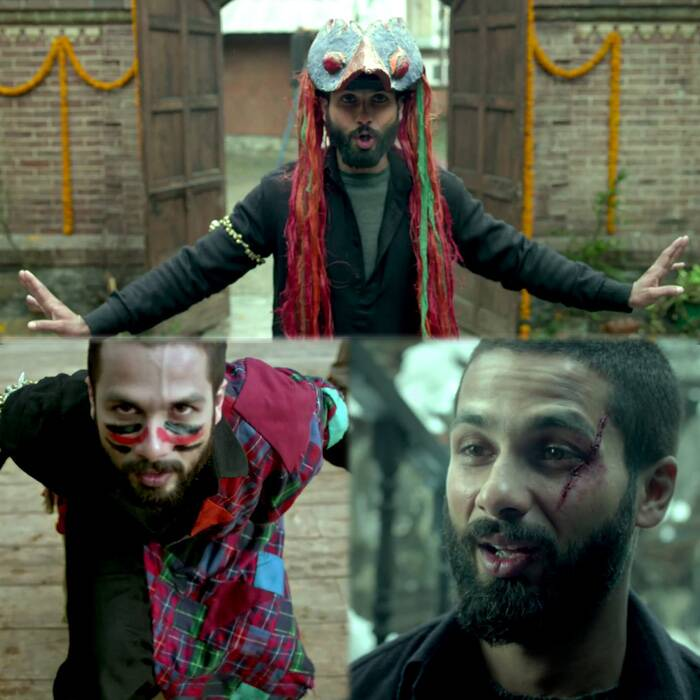 Shahid Kapoor has not only changed his physical appearance for the film, but is also said to have undergone immense emotional surrender to get into the skin of the character.