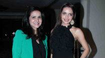 Shazahn Padamsee enjoyed sharing stage with mom