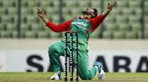Shakib's allround show powers Bangladesh to win