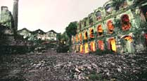 Chavan govt initiates bid to take over Shakti Mills land