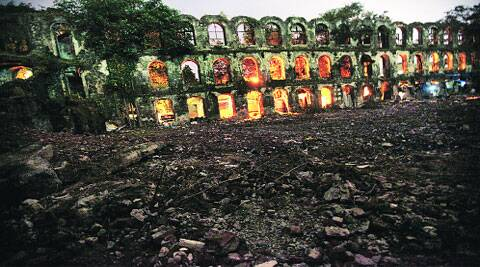 Two gangrapes inside the Shakti Mills compound last year came as a blow to Mumbai's image. (Source: Express archives)