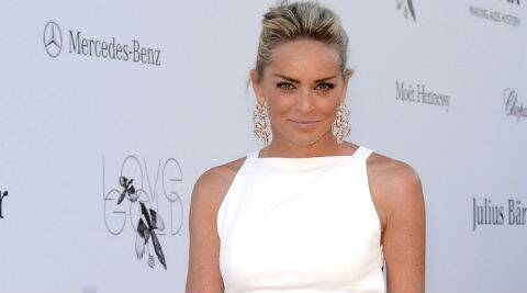 Sharon Stone said she is now more comfortable with trying to find a new relationship. (Source: AP)