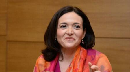 Facebook chief operating officer Sheryl Sandberg said they have no intentions of launching a smartphone.