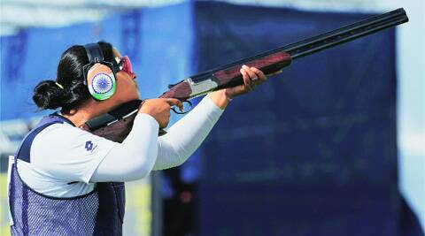 Shreyasi Singh finished two points behind England's Kerwood. Source: PTI