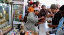 For Teen Darwaja shopkeepers, it's not profitable Ramzan this time