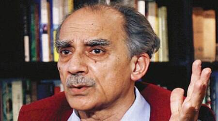 The contempt proceedings against Shourie was initiated on a petition filed by BJP leader Subramanian Swamy.