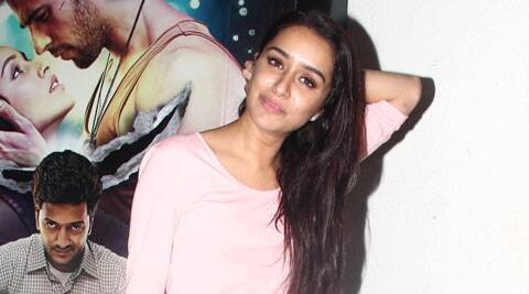 Shraddha made her acting debut in Bollywood with 'Teen Patti'.