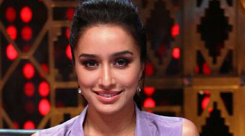 Shraddha Kapoor is loving all the attention she's getting with her latest release 'Ek Villain'.