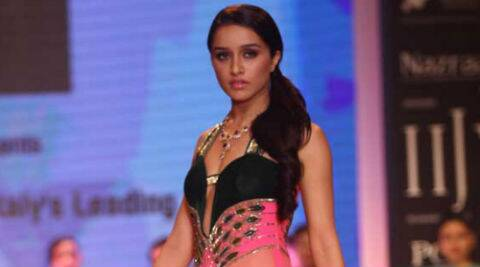 Shraddha Kapoor says she is nervous about matching steps with Varun.