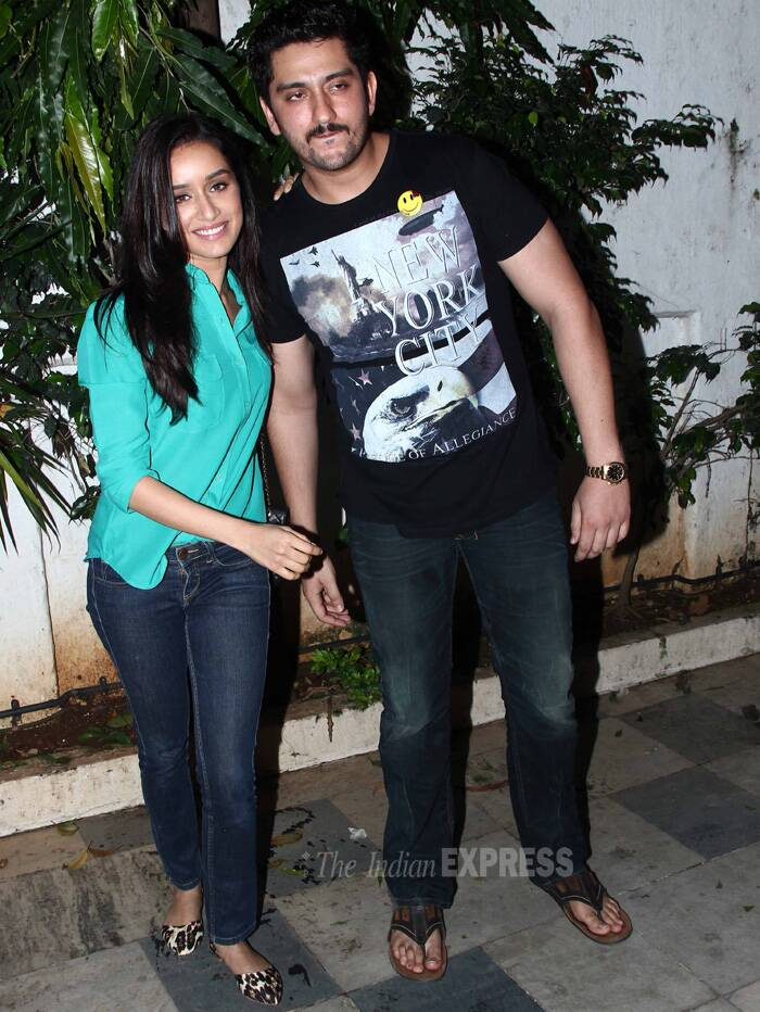 Riteish, Genelia, Sidharth, Aditya, Shraddha celebrate Ek Villain's success