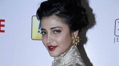 Shruti Haasan will team up next with Tamil superstar Vijay in a yet-untitled film.