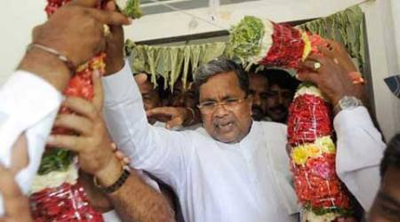 Karnataka govt, Chief Minister Siddaramaiah, Siddaramaiah, Satish Jharkhiholi, Congress, Indian National Congress, H Anjaneya, excise ministry, Karnataka excise ministry, Janata Dal Secular party