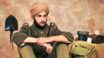 'In was my good fortune to be engaged inwar'