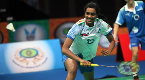 The 19-year-old Sindhu mixes the fiery with the adventurous. (Source: IE FIle)