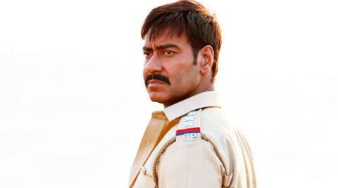 In 'Singham Returns' Ajay will be seen as Bajirao Singham.