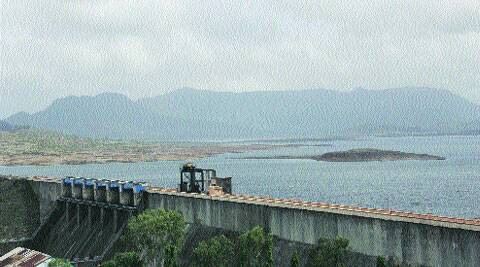 The PCMC has been forced to take the step as the water level in Pavana dam has sunk to a 'historic low'. ( Express photo by:Rajesh Stephen )