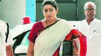 Smriti to line up proposals for 6,000 scholarships, new IITs