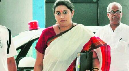 smriti irani, smriti irani degree row, smriti irani fake degree row, smriti irani fake degree, jitender singh tomar, bjp, bjp irani, bjp irani fake degree, smriti irani fake degree, India latest news, nation news