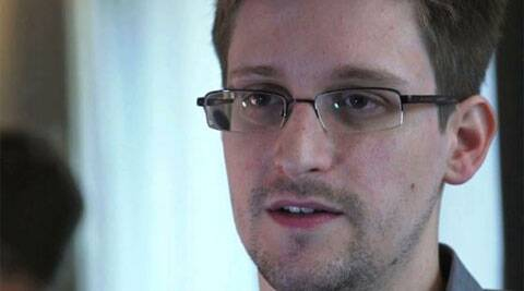 Edward Snowden. (source: Reuters)