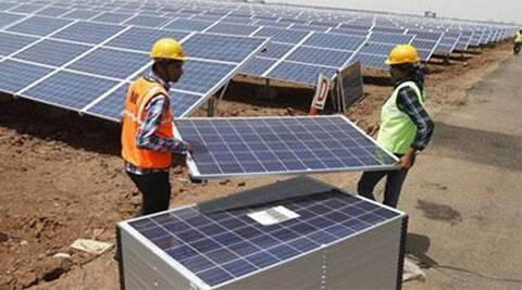 Can't spare land for solar power: MoD