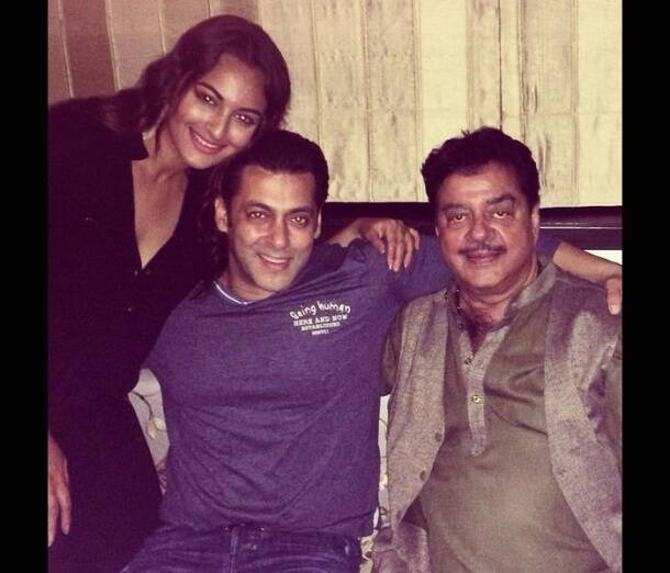 Inside pics: Salman Khan's big Eid party