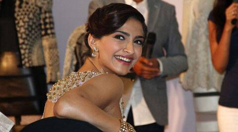 Sonam Kapoor features in  'Dolly Ki Doli'.