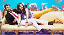 Raghavendra Rathore designs Fawad's look in 'Khoobsurat'