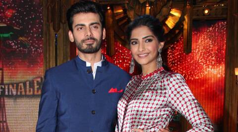 Fawad say he was comfortable on the sets of the film and credits Sonam for it.