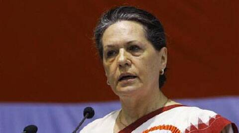 Sonia Gandhi. (Source: Reuters)