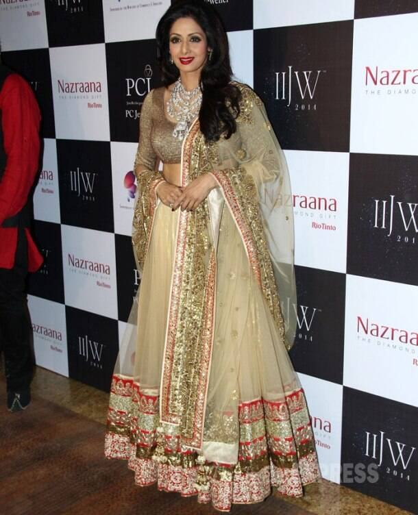 Sonam, Parineeti, Sridevi, Yami show off their gems